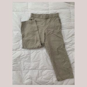 Vintage Eileen Fisher Linen Pant